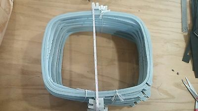 Bundle Of 10 Rectangular  Melco Hoops