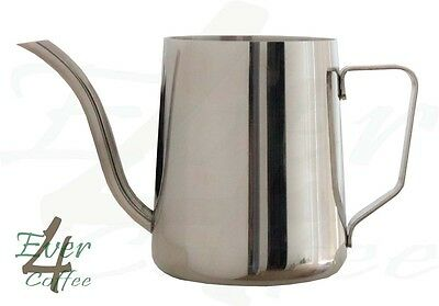 Joe Frex Stainless Steel Spouted Pour Over Jug 590ml