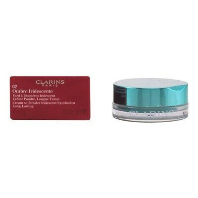 Clarins - Ombre Irisdescente 02-Aquatic Green 7gr