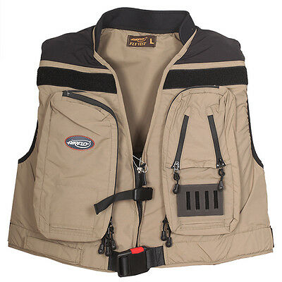 Airflo Wavehopper Inflatable Fly Vest - Wading - (Belly Boat, Floating Tubes)