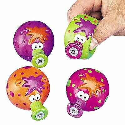 German Trendseller® - 3 x Monster Squeaker ┃ Heuler ┃ Sirene ┃ Mitgebsel ┃ Party