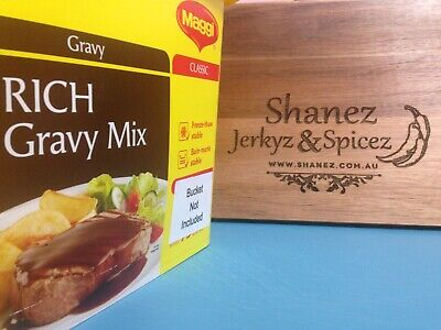 250g Maggi Rich Gravy Mix-Fish & Chip Shop Gravy-Packaged by SHANEZ-Condiment
