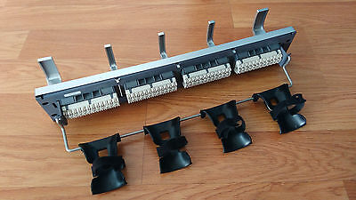 Lot of 15 x Patch Panel, GigaSPEED XL PATCHMAX GS3, 24 Port, UTP, Category 6
