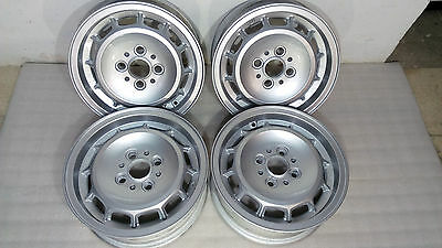 BMW 2002 Turbo e10 Magnesium Wheels Felgen Rims Original MAHLE