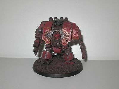 Forgeworld 40K Chaos Space Marine World Eaters Dreadnought OOP