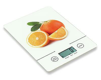 Ultra Slim Glass Platform Electronic Digital Kitchen Food Weighing Scale