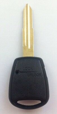 Hyundai Getz I-Load I Max Accent KIA replacment key shell 1 button with blade
