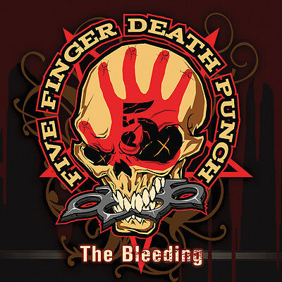 Parche imprimido /Iron on patch,Back patch,Espaldera/- Five Finger Death Punch,D