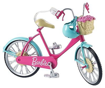 Barbie Bike Toy Bicycle Toy Cycle For Barbie Doll New In Box