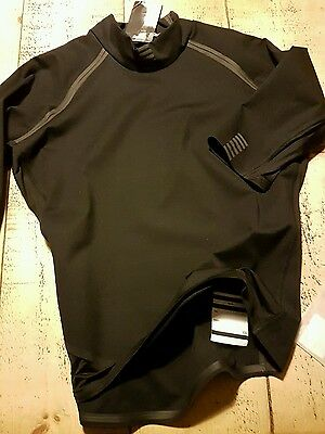 Rapha Pro Team FOUL WEATHER base layer XXL new rrp £80. Pro fitting