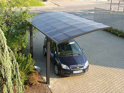 Cantilever Carport 3.0m x 5.5m Car Port Aluminium Portable NEW