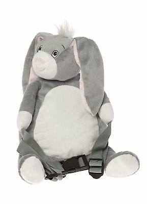 BOBO BUDDIES - Toddler Backpack with Reins - HipHop Bunny