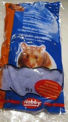 ouate pour Hamster 25grs