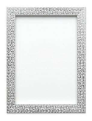 Flat Bright/Mirror effect/ Mosaic Picture/Photo/Poster frame A4 A3  Silver ,Gold
