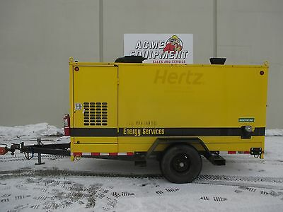 Used 2011 MAC 800G Single Axle Towable Heater, 800,000 Btu # MAC800GU-08DFA11059