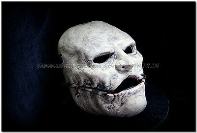 "Slipknot Corey Taylor Mask (""The Gray Chapter"")"