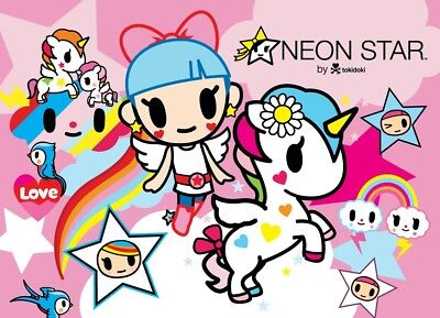 Buy 2 Get 1 Free! Add 3 to Cart Neon Star X Tokidoki Many Items-U Choose!