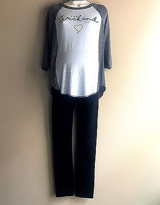 Women's NWT Size Small Maternity Pants And Top