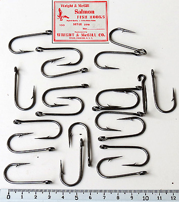 Hameçon X20 Wright & McGill Salmon fish hooks T 2/0