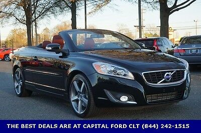 2013 Volvo C70 COUPE CONVERTIBLE 2013 VOLVO C70 T5 PREMIER PLUS CONVERTIBLE COUPE 1 OWNER CLEAN CARFAX NAVIGATION
