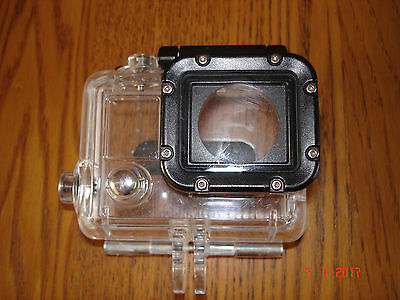 GoPro Hero 3 and 4 dive housing
