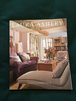 Vintage Laura Ashley Home Catalogue - Summer 2013 (Bloomsbury)