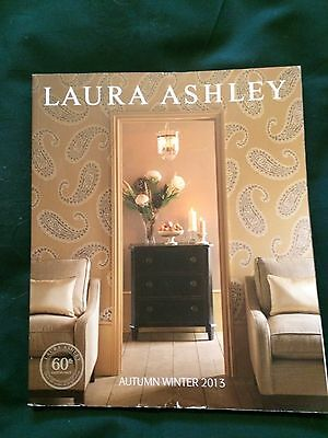 Vintage Laura Ashley Home Catalogue - Winter 2013 (60th Anniversary)