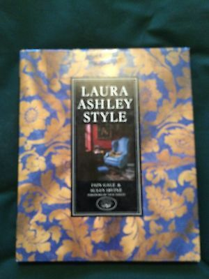 Vintage Laura Ashley Book -  Style