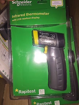 Schneider - Infrared Thermometer - LCD Readout display