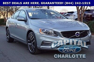 2017 Volvo S60 S60 T5 DYNAMIC 2017 VOLVO S60 T5 DYNAMIC 1 OWNER CLEAN CARFAX LEATHER NAVIGATION HEATED SEATS