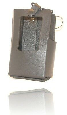 Boston Leather 5616RC Kenwood Radio Holster for NX-300