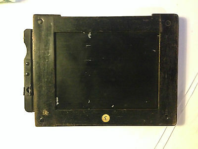 Film Holder 3x4 Thorton Pickard Press Camera