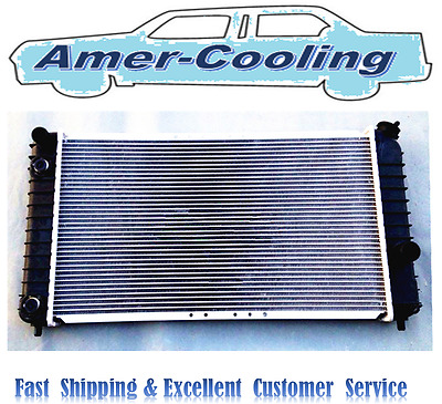 Radiator for  CHEVY BLAZER  S10  GMC JIMMY ENVOY SONOMA  4.3L 1996-2005 MANUAL