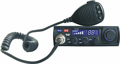 Team TS-6M Multi Standard Compact LCD CB Radio AM & FM Ideal 4x4 radio