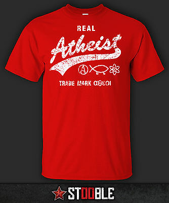 Real Atheist T-Shirt - Direct from Stockist