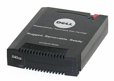 Dell 640GB Native Capacity RDX / RD1000 Removable Hard Disk Cartridge MPN 04K5GM