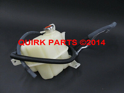 2005-2008 Nissan Frontier | Engine Coolant Recovery Tank Reservoir Assy OEM NEW