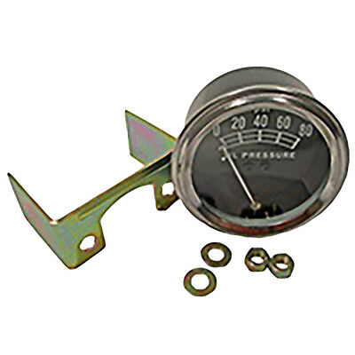 FAD9273A Chrome Oil Pressure Gauge For Ford NAA 2000 4000 600 601 700