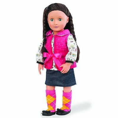 Our Generation Cabin Chic 18 inch Regular Doll Outfit
