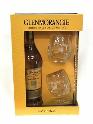 Glenmorangie Original Single Malt Scotch Whisky Gift Pack 700ml Whisky