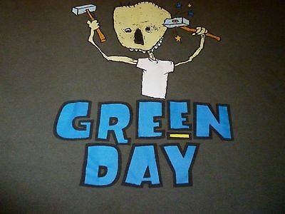 Green Day Nimrod Vintage Shirt ( Used Size XL ) Very Good Condition!!!