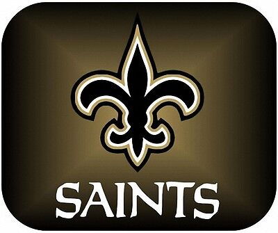 New Orleans Saints 2 Mouse Pad Mats Mousepad Hot Gift