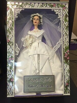 Elizabeth Taylor in Father of the Bride Doll, Mattel 26836, NEW in box, 2000