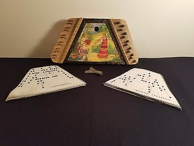 German Zither with Tuning Key