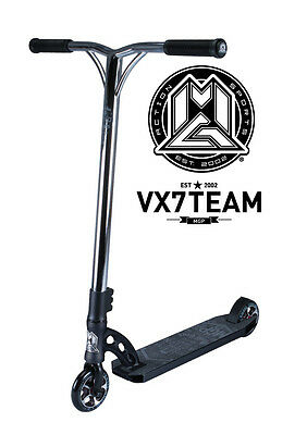 New 2017 Vx7 Madd Gear Mgp Team Scooter Black - Free Delivery