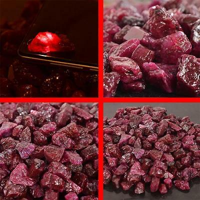 201.005 ct Natural african mines red ruby loose Rough gemstone wholesale lot