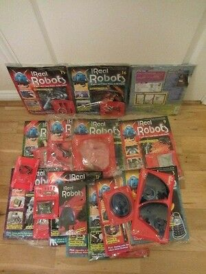 Ultimate Real Robots Magazines Various Issues Job Lot Bundle Collection X14