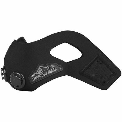 NEW! BLACKOUT! Elevation Training Mask 2.0 High Altitude Training Fitness Mask