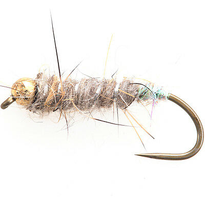 Tungsten BH Caddis Case Nymph - (Tungsten Beads Nymphs, Fishing Flies)