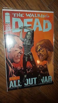 The Walking Dead #120 by Image Comics